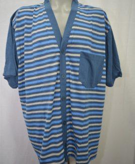 Pijama bumbac de vara cu pantalon scurt 6 XL ALAMICUTZU