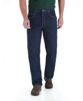 Pantalon jeans marime 44x34 Wrangler Rugged Wear® Relaxed Fit Jean