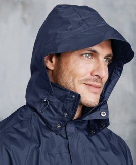 Geaca 3 in 1 interchange weatherproof  Navy marime 4 XL  KARIBAN