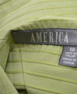 Camasa mineca lunga 2 xl America