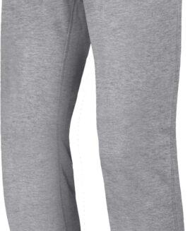 Pantalon trening bumbac , talie elastica si snur , 4 xl american Kariban gri