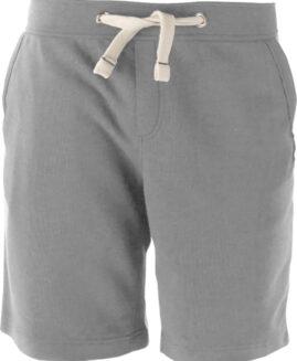 Pantalon scurt bumbac , talie elastica si snur , 2 xl american Kariban gri