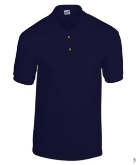Tricou pique polo ultra bumbac Navy 2 xl american GILDAN USA