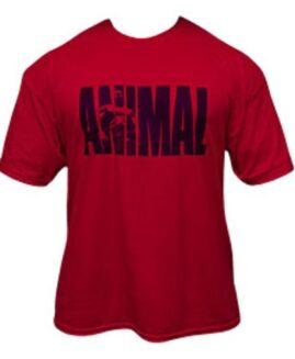 Tricou foarte mare bumbac mineca scurta 6 xl american  ANIMAL