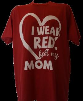 Tricou cu imprimeu marime mare, bumbac ring spun, xxxl american, FOR MY MOM
