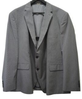 Sacou marime mare, tailored jacket, xxxxl american, MEN + gri