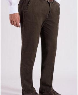 Pantalon chinos marime mare, xxxxl american, PIONIER by Robert maro