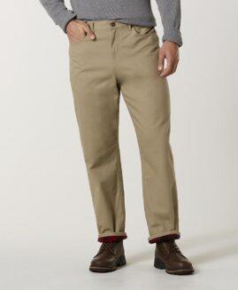 Pantalon jeans captusit cu polar, marime americana 38x30, NORTWEST TERRITORY
