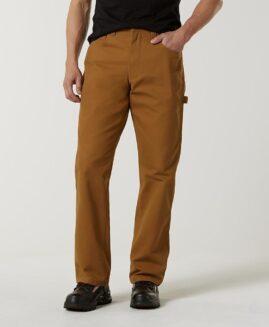 Pantalon jeans subtire cargo, marime americana 50x30, DIE HARD  maro