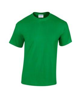 Tricou unisex bumbac mineca scurta, xxxl american , GILDAN USA verde irish