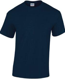 Tricou unisex bumbac mineca scurta, xxxl american , GILDAN USA albastru navy