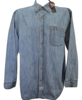 Camasa marime mare jeans bumbac, xxl american, LEVI'S STRAUSS SIGNATURE