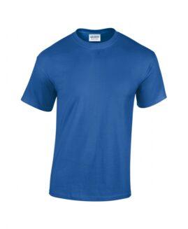 Tricou unisex bumbac mineca scurta, xxxl american , GILDAN USA albastru royal