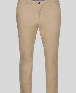 Pantalon marime mare, doc bumbac, xxxxl american, MAN'S WORLD CASUAL - talie 140 cm
