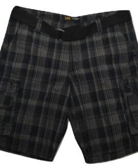 Pantalon scurt bermude, cargo cu curea inclusa, xl american, LEE ORIGINALS