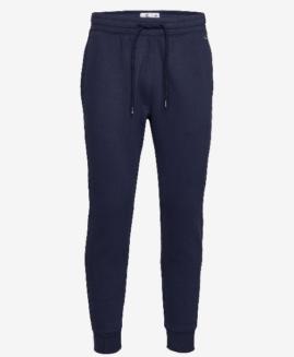 Pantalon batal bumbac, trening talie elastica, xxxxl american,  NAVY