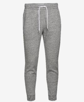 Pantalon batal bumbac, trening talie elastica, xxxxl american, GREY SPORT - talie 140 - 180 cm