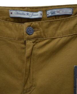 Pantalon talie joasa stretch, xxxl american, VANILLA JEANS SKINNY - Talie 132 cm