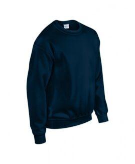 Bluza sport bumbac , xxl american, GILDAN albastru navy – talie 150 cm