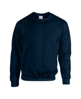 Bluza sport bumbac, xxxxxl american, GILDAN navy – talie 180 cm