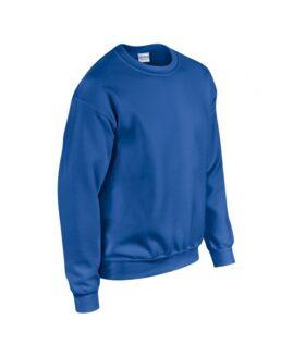 Bluza sport bumbac , xxl american, GILDAN albastru royal – talie 150 cm