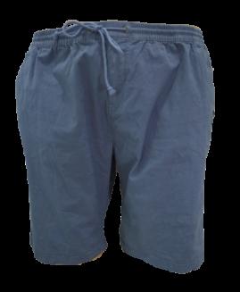 Pantalon bermude cu elastan, 6 xl american, PLUS MENSWEAR talie 130 – 180 cm TURCOAZ