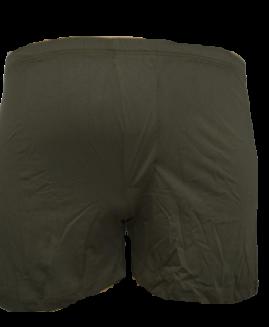 Boxer bumbac cu slit, marime mare 5 xl american, ALAMICUTZU kaki  talie 100 – 190 cm