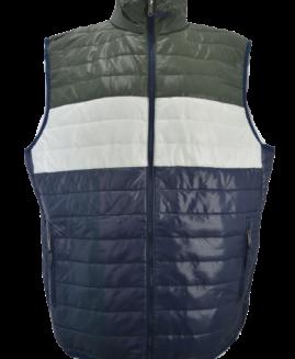 Vesta matlasata marime mare, xxl american,  in trei culori, MEN PLUS 62 - talie 146 cm