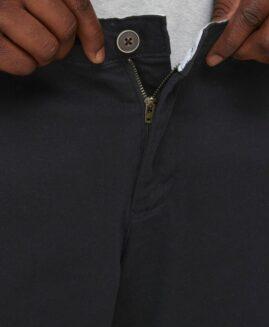 JACK & JONES JEANS INTELLIGENCE, pantalon stretch jeans subtire, marime americana 44x32, talie 126 cm